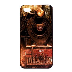 Locomotive Apple iPhone 4/4s Seamless Case (Black)