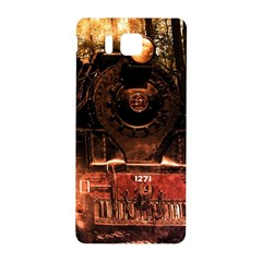 Locomotive Samsung Galaxy Alpha Hardshell Back Case