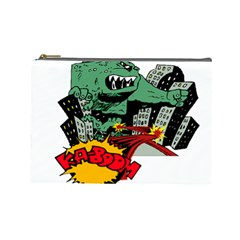 Monster Cosmetic Bag (Large)