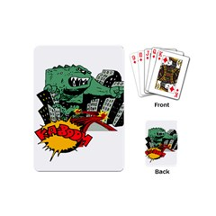 Monster Playing Cards (Mini)