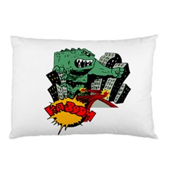 Monster Pillow Case (Two Sides)