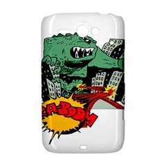 Monster HTC ChaCha / HTC Status Hardshell Case
