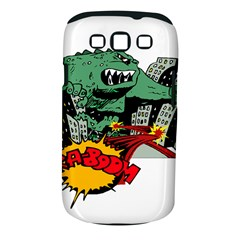 Monster Samsung Galaxy S III Classic Hardshell Case (PC+Silicone)