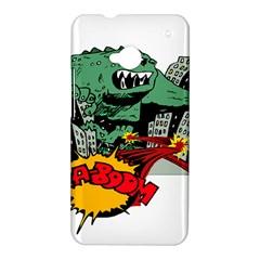Monster HTC One M7 Hardshell Case