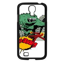 Monster Samsung Galaxy S4 I9500/ I9505 Case (Black)