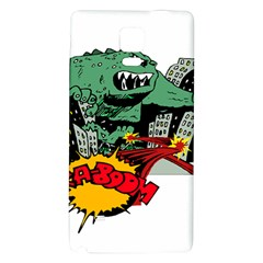 Monster Galaxy Note 4 Back Case