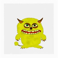 Monster Troll Halloween Shudder  Medium Glasses Cloth
