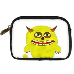 Monster Troll Halloween Shudder  Digital Camera Cases