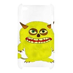 Monster Troll Halloween Shudder  Apple iPod Touch 4