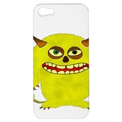 Monster Troll Halloween Shudder  Apple iPhone 5 Hardshell Case