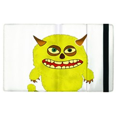 Monster Troll Halloween Shudder  Apple iPad 2 Flip Case