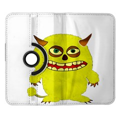 Monster Troll Halloween Shudder  Samsung Galaxy Note II Flip 360 Case