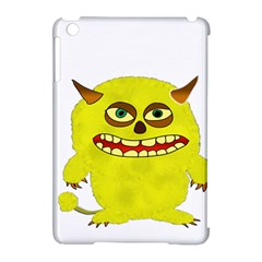 Monster Troll Halloween Shudder  Apple iPad Mini Hardshell Case (Compatible with Smart Cover)