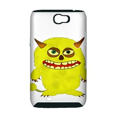 Monster Troll Halloween Shudder  Samsung Galaxy Note 2 Hardshell Case (PC+Silicone)
