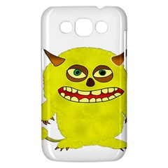 Monster Troll Halloween Shudder  Samsung Galaxy Win I8550 Hardshell Case