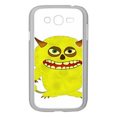 Monster Troll Halloween Shudder  Samsung Galaxy Grand DUOS I9082 Case (White)