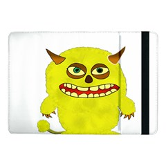 Monster Troll Halloween Shudder  Samsung Galaxy Tab Pro 10.1  Flip Case