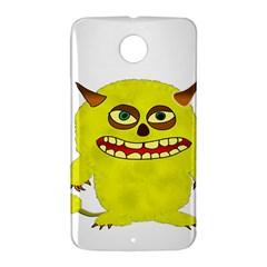 Monster Troll Halloween Shudder  Nexus 6 Case (White)