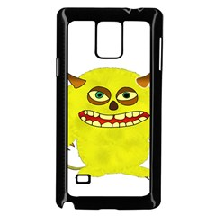 Monster Troll Halloween Shudder  Samsung Galaxy Note 4 Case (Black)