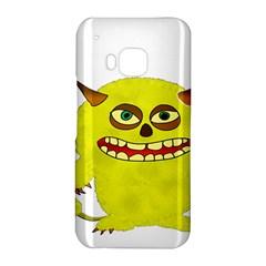 Monster Troll Halloween Shudder  HTC One M9 Hardshell Case