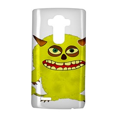 Monster Troll Halloween Shudder  LG G4 Hardshell Case