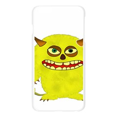 Monster Troll Halloween Shudder  Apple Seamless iPhone 6 Plus/6S Plus Case (Transparent)