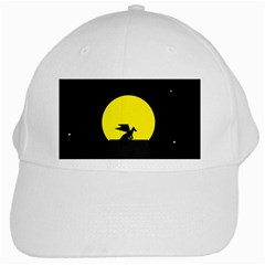 Moon And Dragon Dragon Sky Dragon White Cap