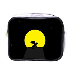 Moon And Dragon Dragon Sky Dragon Mini Toiletries Bags