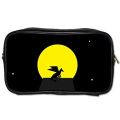 Moon And Dragon Dragon Sky Dragon Toiletries Bags 2-Side