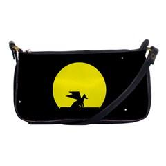 Moon And Dragon Dragon Sky Dragon Shoulder Clutch Bags
