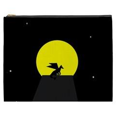 Moon And Dragon Dragon Sky Dragon Cosmetic Bag (XXXL)