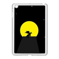 Moon And Dragon Dragon Sky Dragon Apple iPad Mini Case (White)