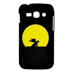 Moon And Dragon Dragon Sky Dragon Samsung Galaxy Ace 3 S7272 Hardshell Case