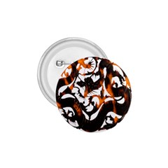 Ornament Dragons Chinese Art 1.75  Buttons