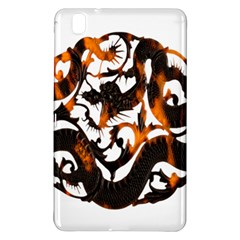 Ornament Dragons Chinese Art Samsung Galaxy Tab Pro 8.4 Hardshell Case