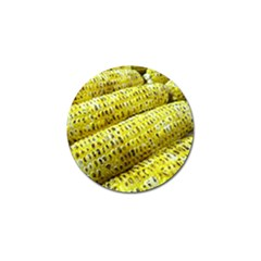 Corn Grilled Corn Cob Maize Cob Golf Ball Marker (10 pack)