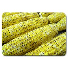 Corn Grilled Corn Cob Maize Cob Large Doormat