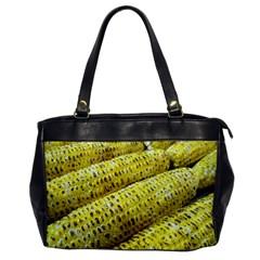 Corn Grilled Corn Cob Maize Cob Office Handbags