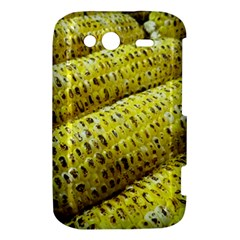 Corn Grilled Corn Cob Maize Cob HTC Wildfire S A510e Hardshell Case