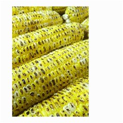 Corn Grilled Corn Cob Maize Cob Small Garden Flag (Two Sides)