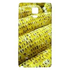Corn Grilled Corn Cob Maize Cob Galaxy Note 4 Back Case