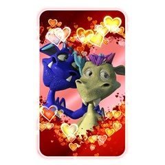 Ove Hearts Cute Valentine Dragon Memory Card Reader