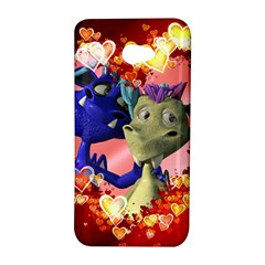 Ove Hearts Cute Valentine Dragon HTC Butterfly S/HTC 9060 Hardshell Case