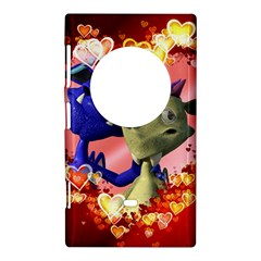 Ove Hearts Cute Valentine Dragon Nokia Lumia 1020
