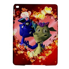 Ove Hearts Cute Valentine Dragon iPad Air 2 Hardshell Cases