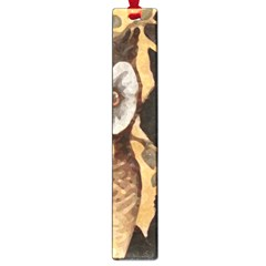 Owl And Black Cat Large Book Marks