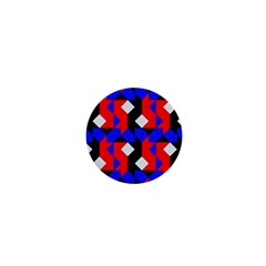 Pattern Abstract Artwork 1  Mini Buttons
