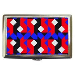 Pattern Abstract Artwork Cigarette Money Cases