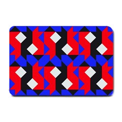 Pattern Abstract Artwork Small Doormat