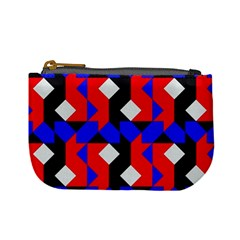 Pattern Abstract Artwork Mini Coin Purses